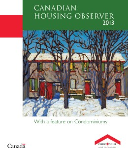 Canadian Housing Observer 2013